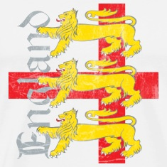 Three Lions for England (antiqued)