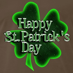Happy St. Patricks' Day - Men's Premium T-Shirt