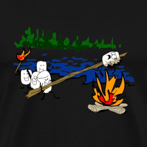 Cannibal Marshmallows - Men's Premium T-Shirt
