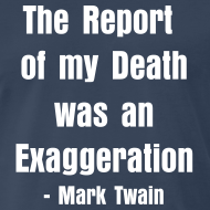 Design ~ The Report of My Death