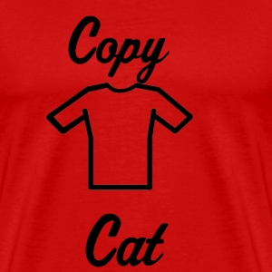 copy cat - Men's Premium T-Shirt