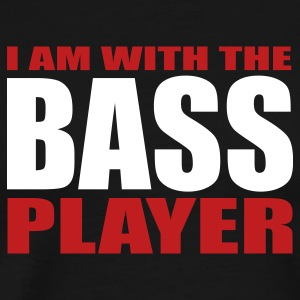 Bass Player T shirt - Men's Premium T-Shirt