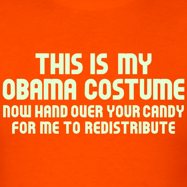 This Is My Obama Costume