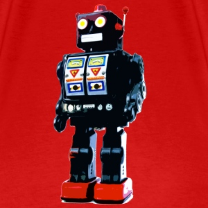 Red robot T-Shirts - Men's Premium T-Shirt