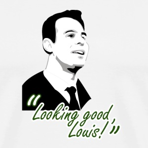 Looking Good, Louis! - Men's Premium T-Shirt