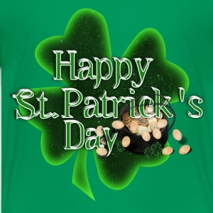 Happy St Patrick's Day  - Kids' Premium T-Shirt