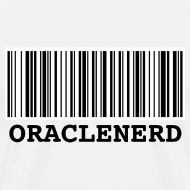 Design ~ ORACLENERD Barcode