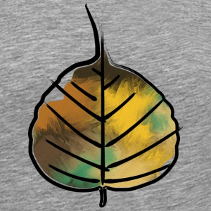 Bodhi leaf 05 - Men's Premium T-Shirt