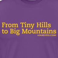 Design ~ Mens Hills to Mountains