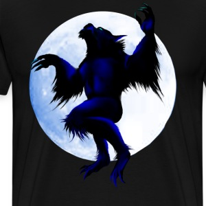 Giant Werewolf - Men's Premium T-Shirt