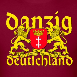 Burgundy Danzig T-Shirts - Men's T-Shirt