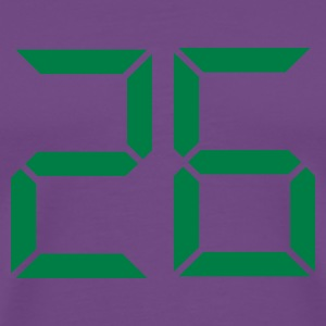 Purple 26 T-Shirts - Men's Premium T-Shirt