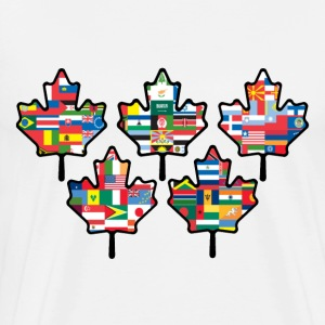 White International Canada Games T-Shirts - Men's Premium T-Shirt