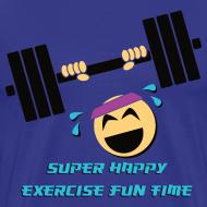 Design ~ Super Happy Exercise Fun Time!