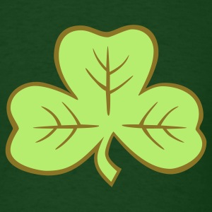 Shamrock Tshirt - Men's T-Shirt