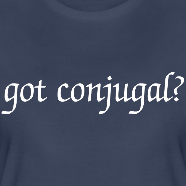 Got Conjugal Plus Size