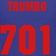 Design ~ TRUMBO SHERSY BLEUE N RED