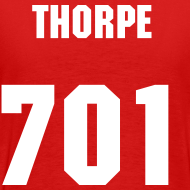 Design ~ THORPE SHERSY RED N WITE