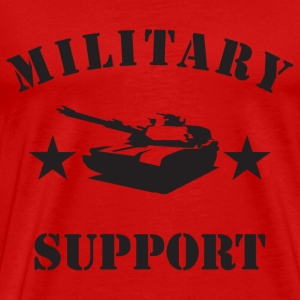 Red army tops tank 1 T-Shirts - Men's Premium T-Shirt