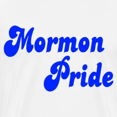 Natural Mormon Pride T-Shirts