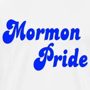 Natural Mormon Pride T-Shirts - Men's Premium T-Shirt
