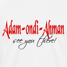 White Adam-ondi-Ahman T-Shirts