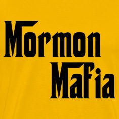 Yellow Mormon Mafia T-Shirts