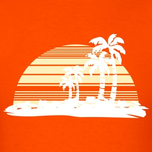 Orange sunset T-Shirts - Men's T-Shirt