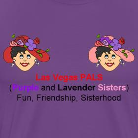 Design ~ Las Vegas Pals Chapter T Shirt