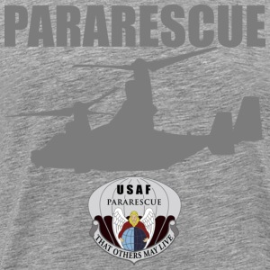 Pararescue Osprey - Men's Premium T-Shirt