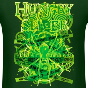 Hungry_Spider - Men's T-Shirt