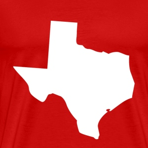 I Love Texas - Men's Premium T-Shirt
