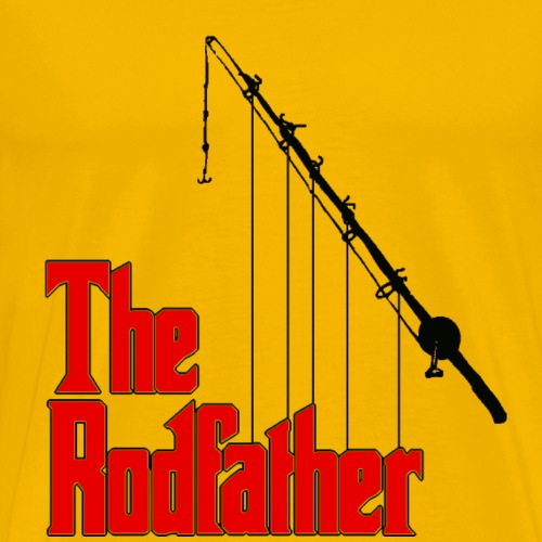 fishing rod father