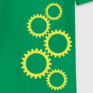 Kelly green Gear Kids' Shirts - Kids' Premium T-Shirt