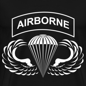 Airborne Hardcore - Men's Premium T-Shirt