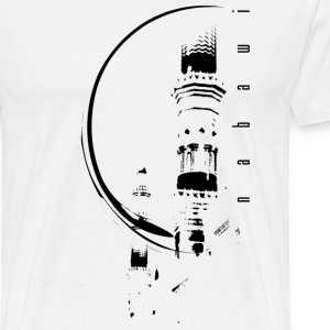 nabawi mosque - Men's Premium T-Shirt