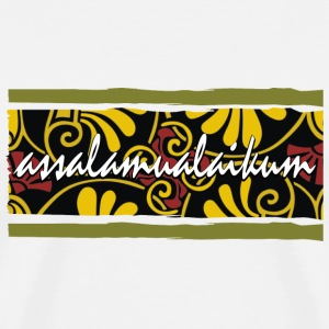 assalamualaikum - Men's Premium T-Shirt