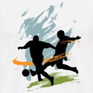 Soccer is my passion3 - Men's Premium T-Shirt