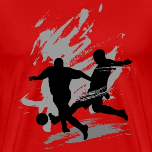 Soccer is my passion - Men's Premium T-Shirt