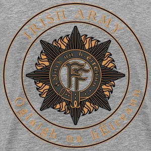 Irish Army - Men's Premium T-Shirt