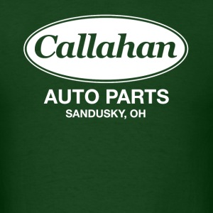 Forest green Callahan Auto Parts T-Shirts - Men's T-Shirt