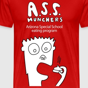 ASS Munchers - Men's Premium T-Shirt