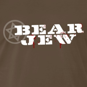 The Bear Jew - Men's Premium T-Shirt