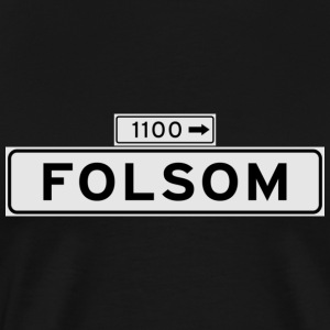 Folsom Street San Francisco - Men's Premium T-Shirt