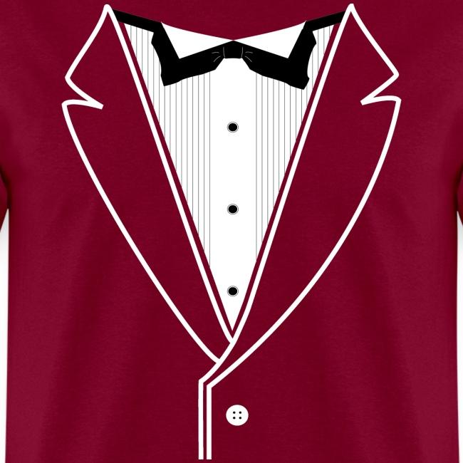 Custom Tuxedo Plain