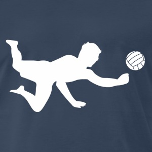 Volleyball - Men's Premium T-Shirt
