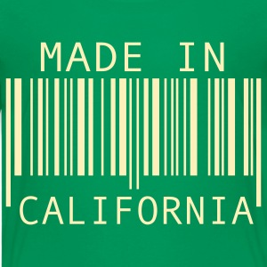 Kelly green Made in California Kids' Shirts - Kids' Premium T-Shirt