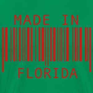 Sage Made in Florida T-Shirts - Men's Premium T-Shirt