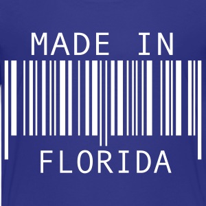 Royal blue Made in Florida Kids' Shirts - Kids' Premium T-Shirt