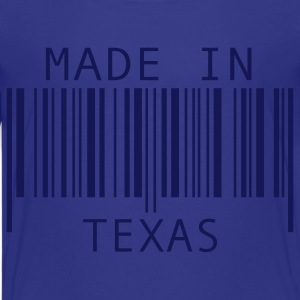 Turquoise Made in Texas Kids' Shirts - Kids' Premium T-Shirt